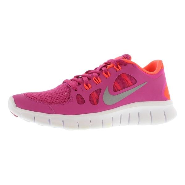 0e3c66865520 Shop Nike Free 5.0 Gradeschool Girl s Shoes - On Sale - Free ...