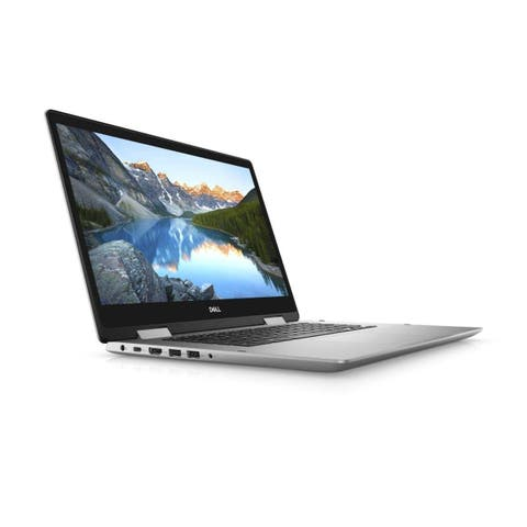 """Dell Inspiron 5582 Intel Core i7-8565U X4 4.6GHz 8GB 1TB 15.6"""" Touch,Silver(Certified Refurbished)"""