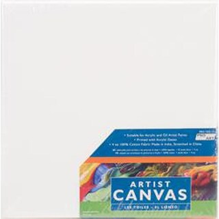 "10""X10"" - Pro Art Stretched Canvas 2/Pkg"