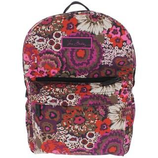 Vera Bradley Womens Backpack Canvas