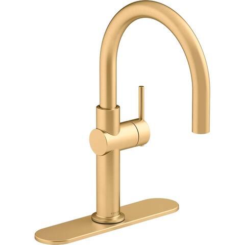 Kohler K-22975 Crue 1.5 GPM Single Hole Bar Faucet