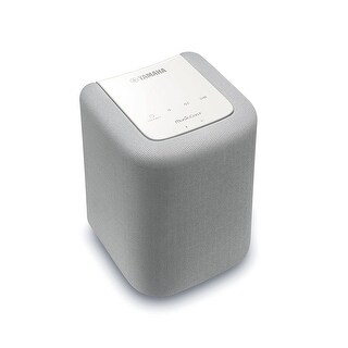 Yamaha MusicCast WX-010 Wireless Speaker (White)