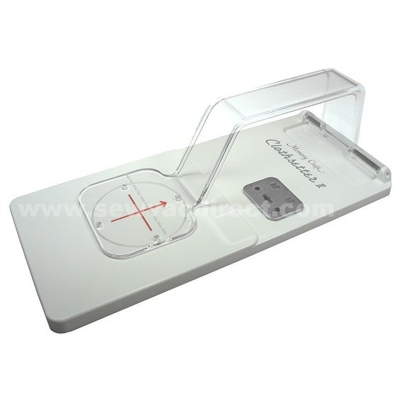 Janome Memory Craft Clothsetter II