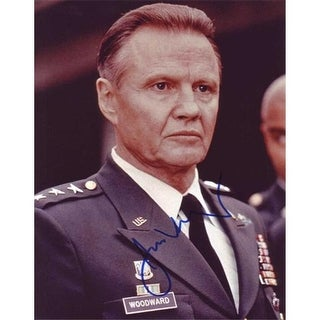 Sign Here Autographs 9180 Jon Voight In-Person Autographed Photo