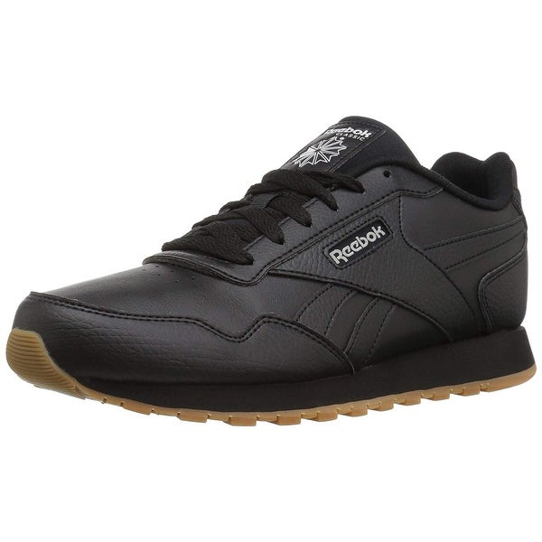fccf38b9f22d ... Women s Athletic Shoes. Reebok Women  x27 s Classic Leather Harman Run  Sneaker - 8.5