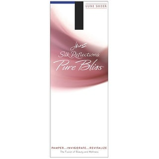 Hanes Silk Reflections Pure Bliss Ultra Sheer Pantyhose - cd