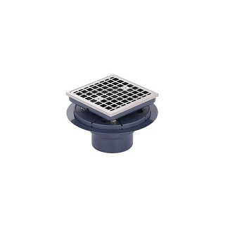 Miseno MSQD-4  Square Tile-In Shower Drain