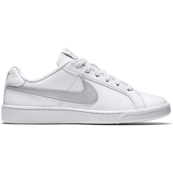 10bdf0eb1a361f Shop Nike Womens court royale Leather Low Top Lace Up Fashion ...