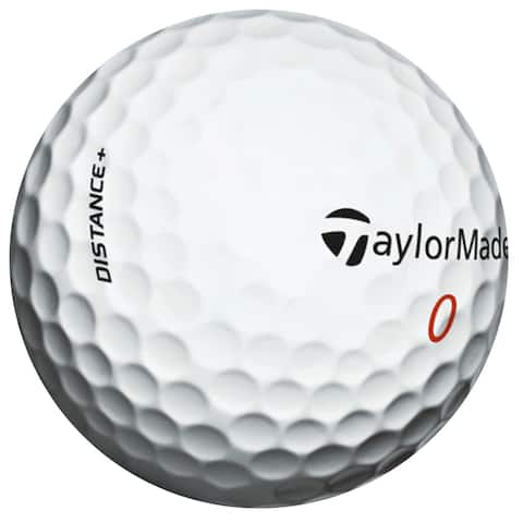 TaylorMade Distance+ Golf Balls (1 Dozen)