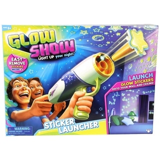 Glow Show Series 1 Sticker Launcher