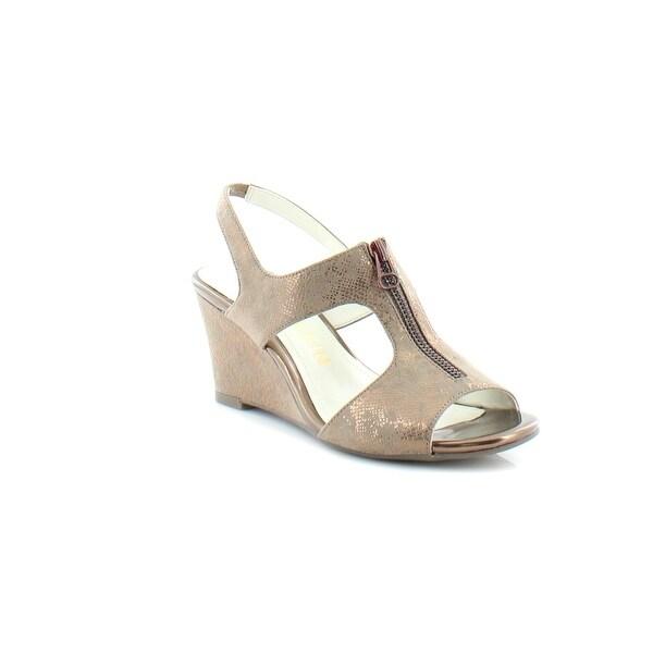 Anne Klein Edan Women's Sandals & Flip Flops Tau Brz
