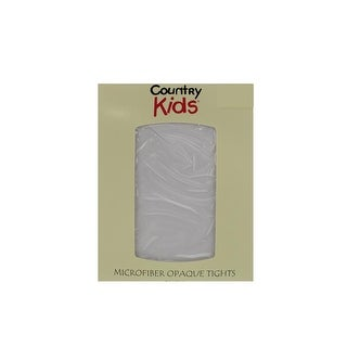 Country Kids 2PK Infant Girls Tights - 0-12 mo