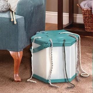 Portable Yarn Organizer