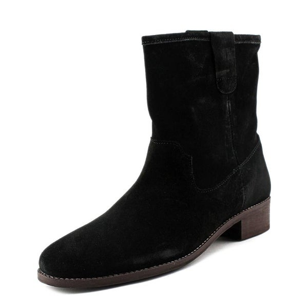 29 Porter Rd Kennedy Short Boot Women Black Boots