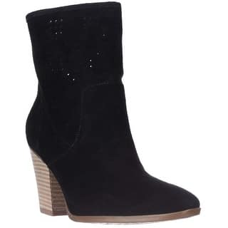 Enzo Angiolini Gettup Perforated Calf Boots, Black Suede|https://ak1.ostkcdn.com/images/products/is/images/direct/9d23144885232e9c729729171069bfda0c2f8af7/Enzo-Angiolini-Gettup-Perforated-Calf-Boots%2C-Black-Suede.jpg?impolicy=medium