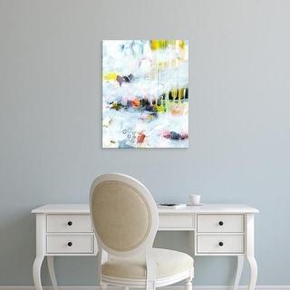Easy Art Prints Jan Weiss's 'Northern Exposure 2' Premium Canvas Art