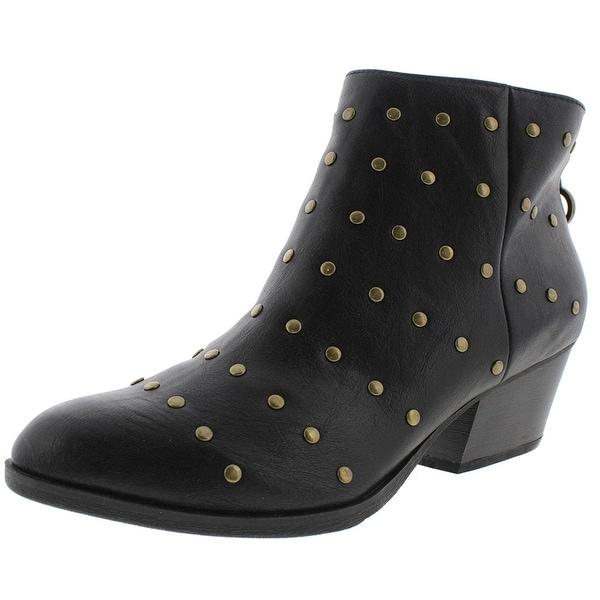 Indigo Rd. Womens Keetra Closed Toe Ankle Fashion Boots Fashion Boots