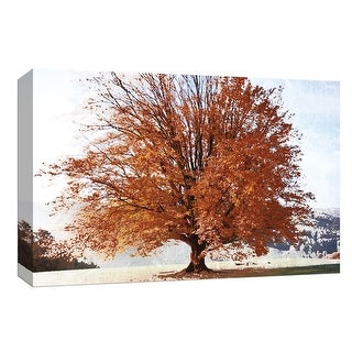 """PTM Images 9-148418  PTM Canvas Collection 8"""" x 10"""" - """"Season of Fall"""" Giclee Mountains Art Print on Canvas"""
