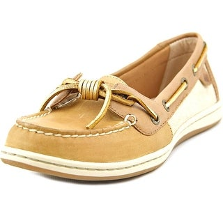 Sperry Top Sider Barrelfish Boat Moc Toe Leather Boat Shoe