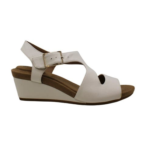 Giani Bernini Womens Belinaa Open Toe Casual Slingback Sandals