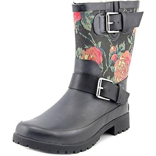 Lauren Ralph Lauren Mora Rain Boots Olive/Cream