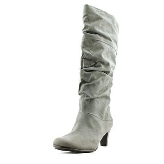 Aerosoles Running Play Round Toe Synthetic Knee High Boot