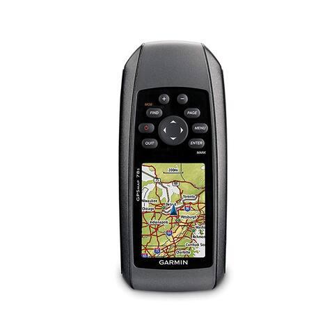 Refurbished Garmin GPSMAP 78s GPS Handheld Receiver w/ 2.6 Inch Backlit Display (010-00864-01) - Black