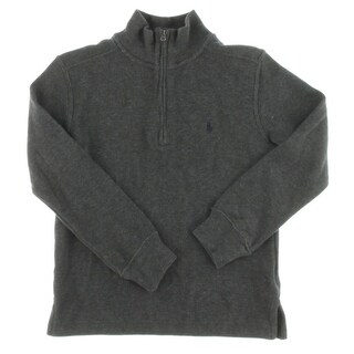 Polo Ralph Lauren Boys Pullover Sweater Boy's 1/4 Zip - S https://ak1.ostkcdn.com/images/products/is/images/direct/9d2c3b605e17ddbb9e43103b5a84629c516ee55b/Polo-Ralph-Lauren-Boys-Pullover-Sweater-Boy%27s-1-4-Zip.jpg?_ostk_perf_=percv&impolicy=medium