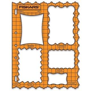 """Shape Template 8.5""""X11""""-Frames"""