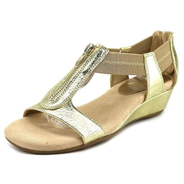Aerosoles Serenyeti Women Gold Combo Sandals