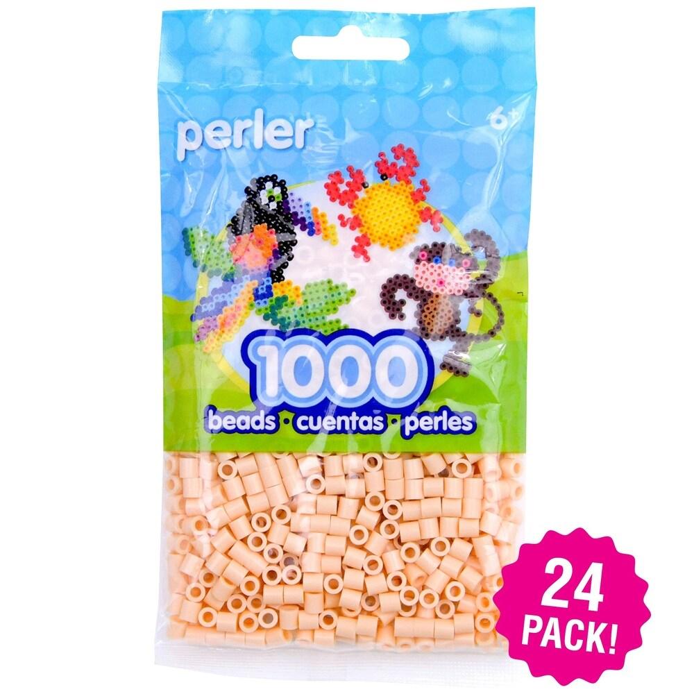 Perler Beads 1,000//pkg-blush 1000pkgblush Set 3