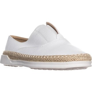 Wanted Blend Flat Espadrilles, White