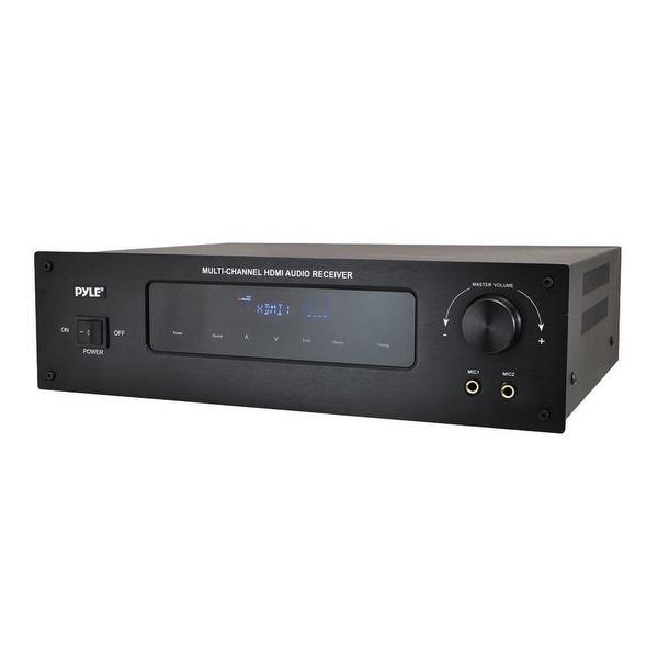 Pyle bluetooth 5.1 HDMI digital AM/FM receiver