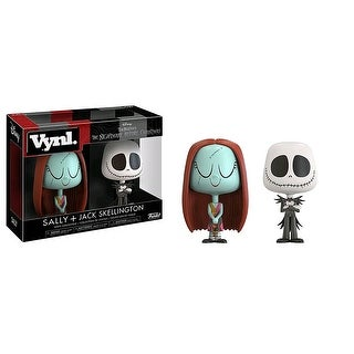 Nightmare Before Christmas Funko VYNL 2-Pack: Jack & Sally - multi