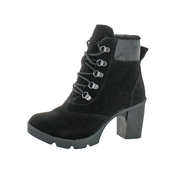 f4337395677c3 Shop Bearpaw Womens Marlowe Hiking Boots Ankle Waterproof - Free ...