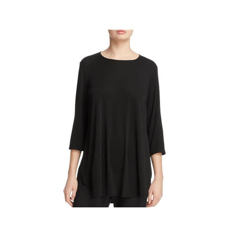 3ade0c32494 Eileen Fisher Tops | Find Great Women's Clothing Deals Shopping at ...