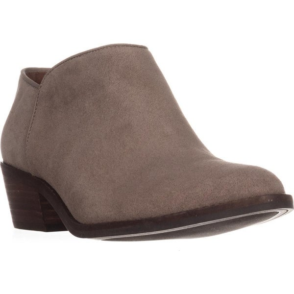 Lucky Brand Faithly Casual Ankle Boots, Brindle