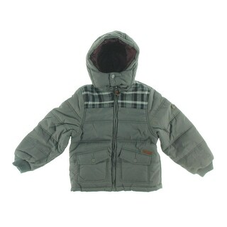 Ben Sherman Boys Hooded Jacket - 4