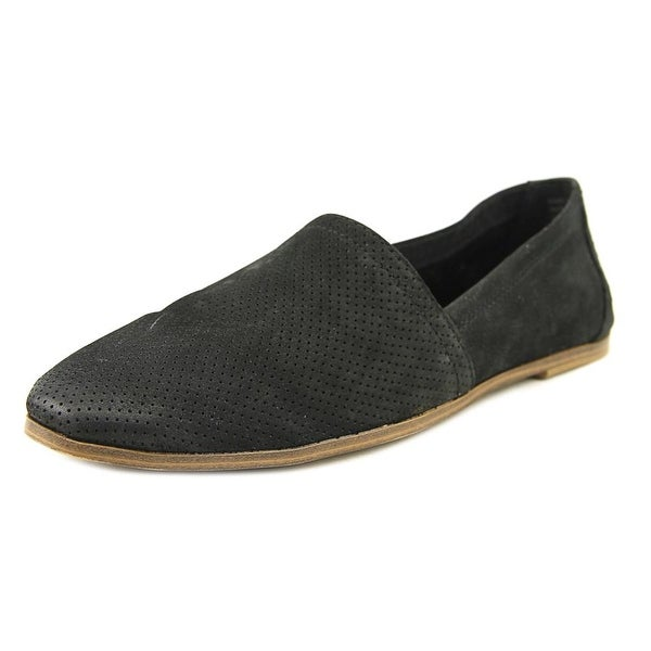 Aldo Umeliwet Women Round Toe Leather Black Loafer