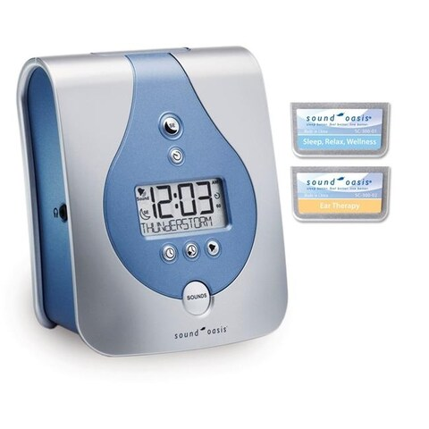 Sound Therapy System with Sleep Relaxation Wellness & Tinnitus
