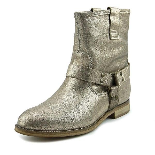 Aldo Salvatrix Women Gold Boots