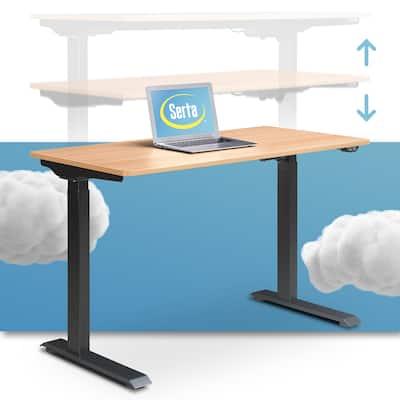 Serta Creativity Electric Height Adjustable Standing Desk