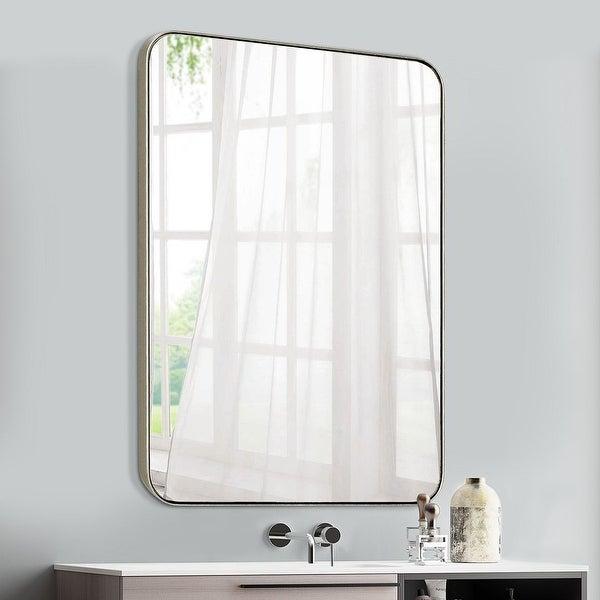 Mirror Trend Rathburn Metal Venetian Wall Mounted Mirror. Opens flyout.