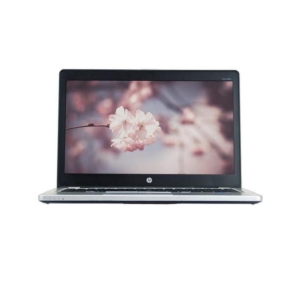 "HP EliteBook Folio 9480M Core i5 2.0GHz 4GB RAM 128GB SSD Win 10 Pro 14"" Laptop (Refurbished)"