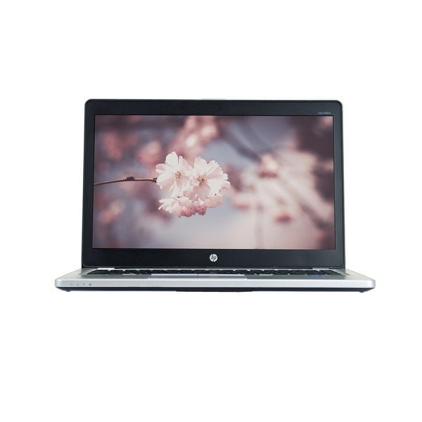 "HP EliteBook Folio 9480M Intel Core i7-4600U 2.1GHz 8GB RAM 500GB HDD 14"" Win 10 Home Ultrabook (Refurbished B Grade)"