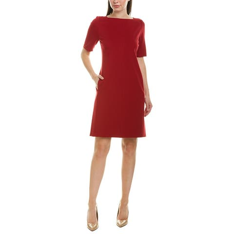 Lafayette 148 New York Cyra Shift Dress