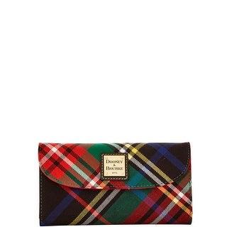 Dooney & Bourke Tartan Continental Clutch (Introduced by Dooney & Bourke at $128 in Sep 2015)
