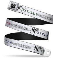 Harry Potter Logo Full Color Black White Harry Potter Gryffindor Ravenclaw Seatbelt Belt