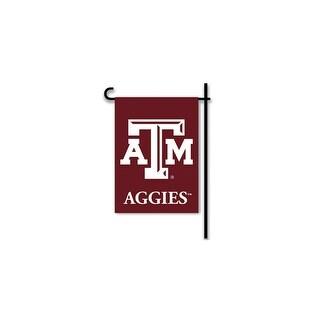 Bsi Products Inc Texas A and M Aggies 2-Sided Garden Flag Garden Flag