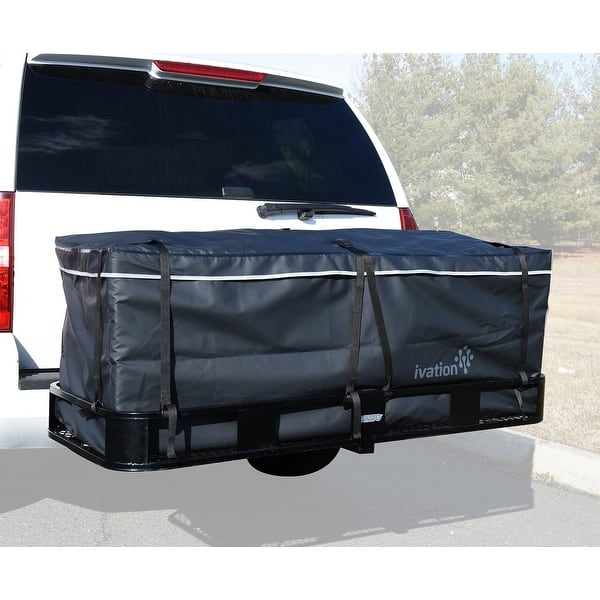 Hitch Bag 100 Waterproof Large Tray Cargo Carrier 60 X 24 20 Cu Ft